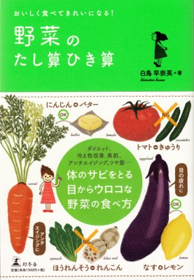 野菜のたし算ひき算