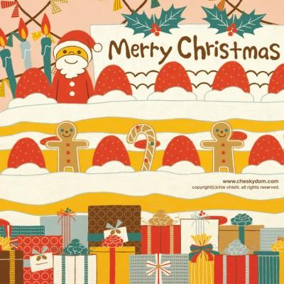 ハッピー・ラッキー クリスマス